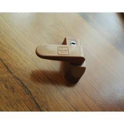 Loga slēdzene ar atslēgu