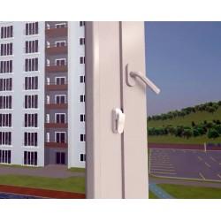 Блокировка окна с ключом
