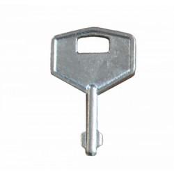 Rezerves atslēga logu slēdzenēm ar slēdzeni