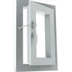 Дополнительный замок окна с ключом