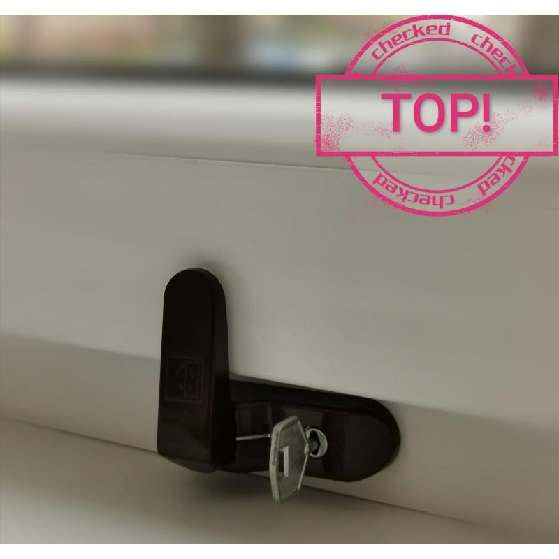Loga slēdzene ar atslēgu Penkid